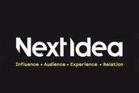 direction de concept-identité et lancement nextidea