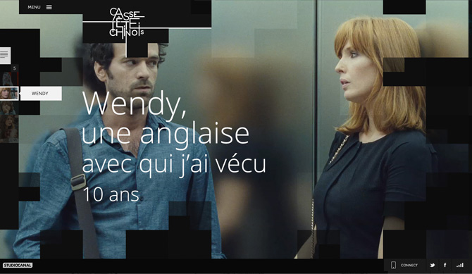 Conception Rédaction - Campagne digitale - Casse Tête Chinois