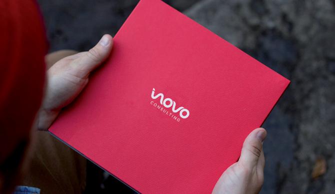 Direction de création - Branding, plateforme de marque et outils de communication - inovo consulting